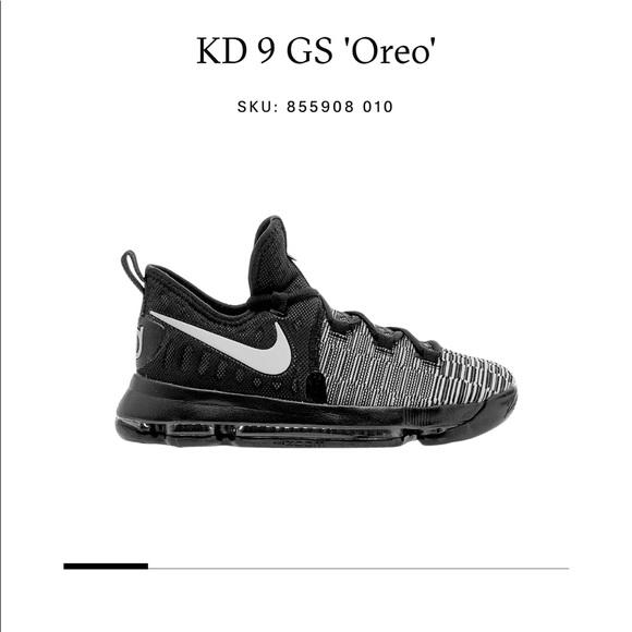 new product 1e39c f89fb Youth KD 9 Nike Size 4.5 Youth. M 5b0183f5a44dbe12bdf41991